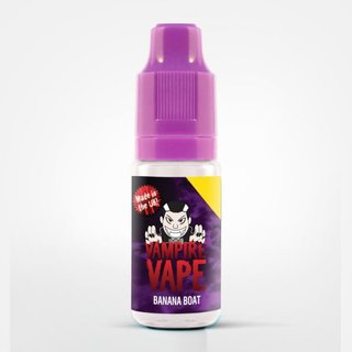 VAMPIRE VAPE - Banana Liquid 10ml