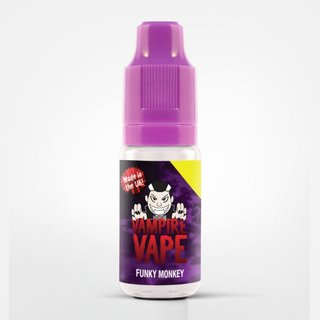 VAMPIRE VAPE - Funky Monkey Liquid 10ml