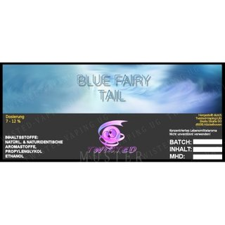 TWISTED FLAVOURS - Blue Fairy Tail Aroma (MHD WARE)