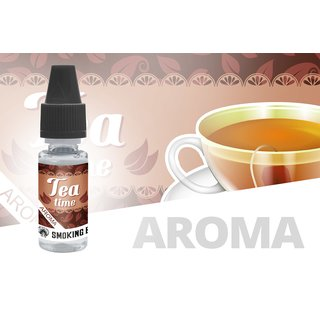 SMOKING BULL - Tea Time Aroma