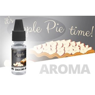 SMOKING BULL - It´s Apple Pie Time Aroma