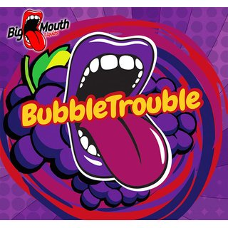 BIG MOUTH - Bubble Trouble Aroma