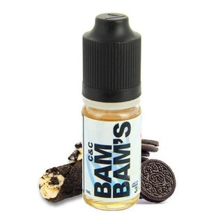 ONE HIT WONDER - Bam Bams Cookies & Cream Cannoli