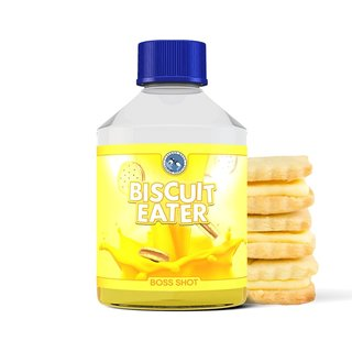 FLAVOUR BOSS SHOTS - Biscuit Eater Recipe