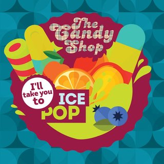 BIG MOUTH - THE CANDY SHOP - Ice Pop Aroma