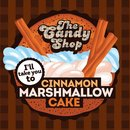 BIG MOUTH - THE CANDY SHOP - Cinnamon Marshmallow Cake...
