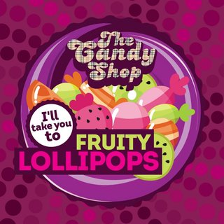 BIG MOUTH - THE CANDY SHOP - Fruity Lollipops Aroma