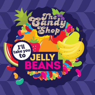 BIG MOUTH - THE CANDY SHOP - Jelly Beans Aroma