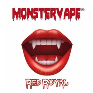 MONSTERVAPE - Red Royal Aroma
