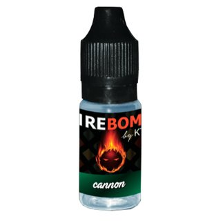 FIREBOMB - Cannon Aroma by KTS