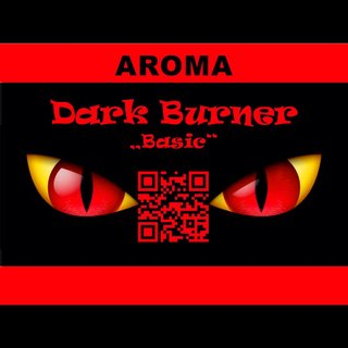 DARK BURNER BASIC - Himbeere Aroma 10ml