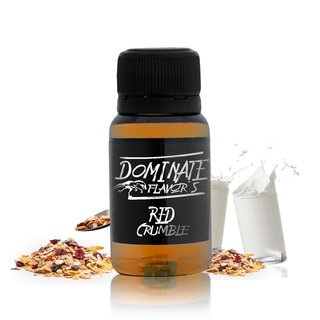DOMINATE FLAVOURS - Red Crumble Aroma