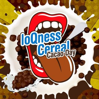 BIG MOUTH - IoQness Cereal Cacao Day Aroma