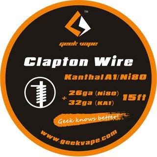 GEEK VAPE - Clapton Wire - 15ft