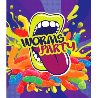BIG MOUTH - Worms Party Aroma