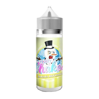 DR. FROST - FROSTY SHAKES - Banana Milkshake 100ml Liquid PLUS