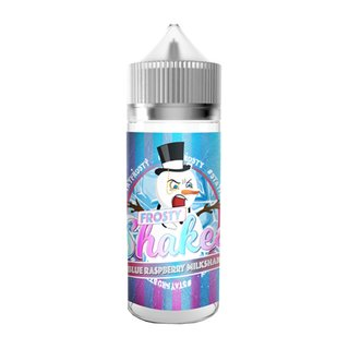 DR. FROST - FROSTY SHAKES - Blue Raspberry Milkshake 100ml Liquid PLUS