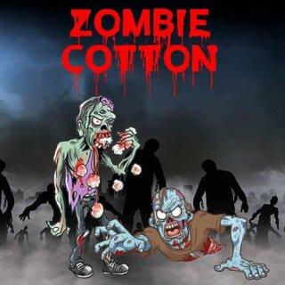 Zombie Cotton - 15 Gramm Watte für Selbstwickler