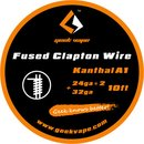 GEEK VAPE - Fused Clapton Wire Kanthal A1 - 10ft
