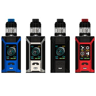 WISMEC - Sinuous Ravage 230 200W Kit + Gnome Evo - 4ml