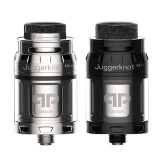 QP DESIGN - JuggerKnot Mini RTA Verdampfer - 4,5ml