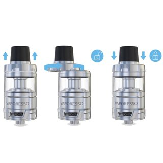 VAPORESSO - Armour Pro 100W TC Kit + CASCADE Baby Tank - 5ml