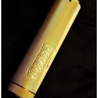 PURGE - The Truck Knurled Mech Mod