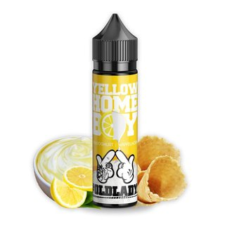 #GANGGANG - Yellow Home Boy #Oldlady 20ml Longfill Aroma