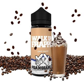 #GANGGANG - Walk up Frappe 20ml Longfill Aroma
