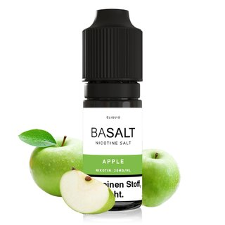 BASALT - Apple NicSalt Liquid