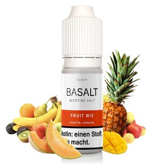 BASALT - Fruit Mix NicSalt Liquid