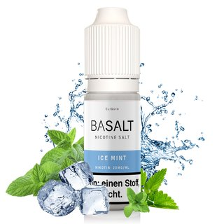 BASALT - Ice Mint NicSalt Liquid