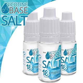 NIKOTIN BASE - Nic Salt Shot 18mg/ml