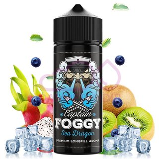 CAPTAIN FOGGY - Sea Dragon Longfill Aroma