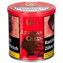 O`s - Tobacco Red - African Queen 200g