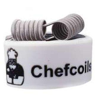 CHEFCOILS - Prebuilt Big+ Ni80 Coils