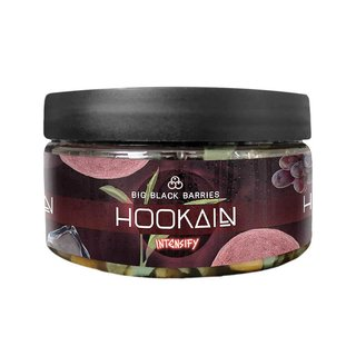 HOOKAIN - Intensify Stones Big Black Barries