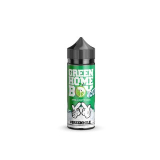 #GANGGANG - Green Home Boy Iced #Greenmile Longfill Aroma...