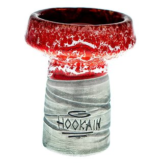 HOOKAIN - Drip Bowl PHUNNEL Dragon Whip Red