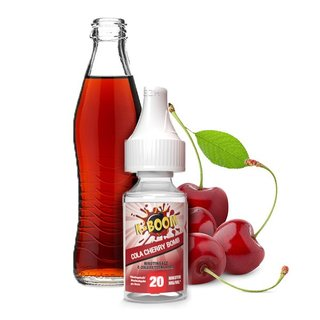K-BOOM - Cherry Cola Bomb NIKOTINSALZ Liquid 10ml