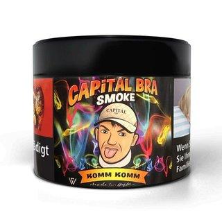 CAPITAL BRA SMOKE - Komm Komm - Shisha Tabak